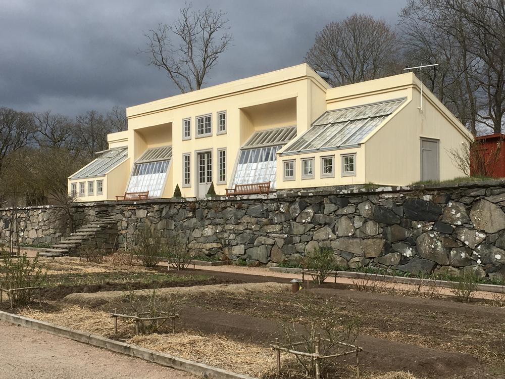 Drivhuset – Gunnebo Slott