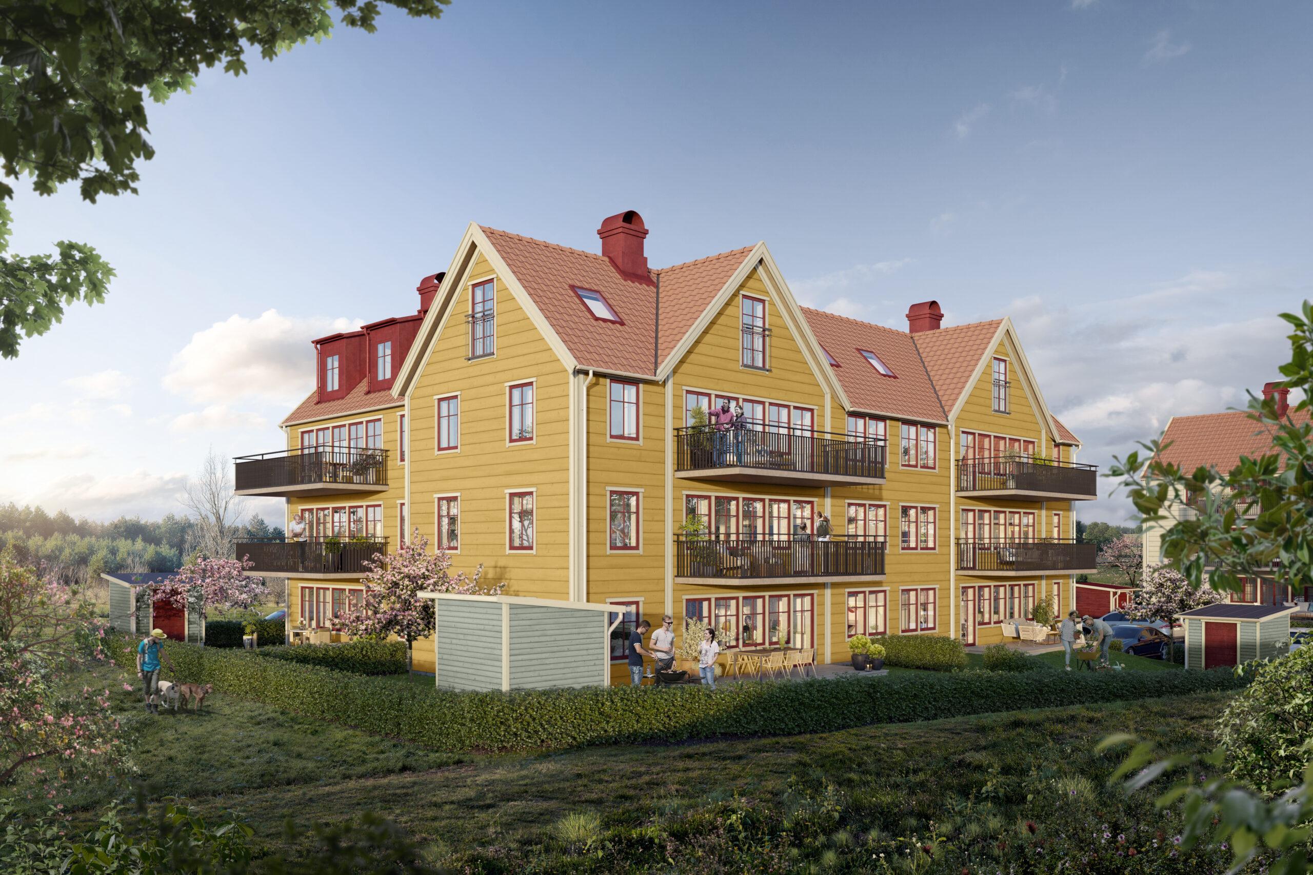 Västra Parkvillan